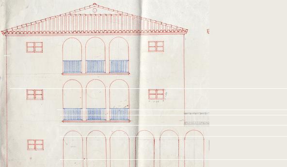 La llibreta de butxaca de l'arquitecte municipal