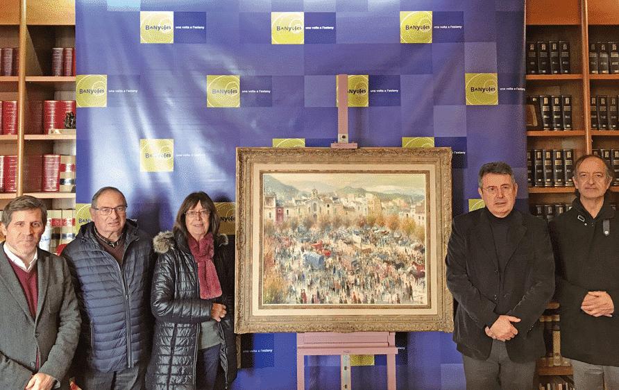 Ajuntament compra el quadre de Joan de Palau